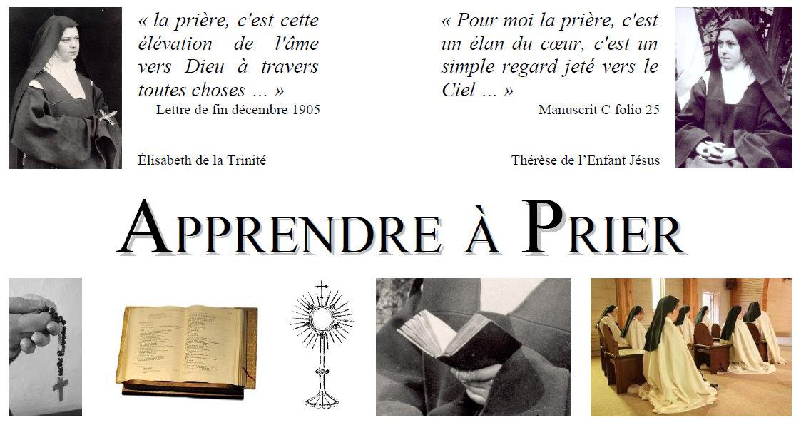 ''Michel Blogue avec le père Guy Guindon,Pss''/Sujet/Un prêtre passe de la télévision à l'Adoration/ Car%C3%AAme-Lisieux