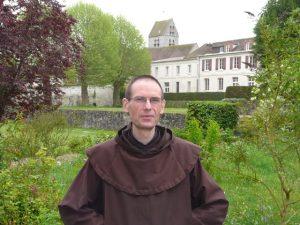 Fr. Guillaume Dehorter, Provincial de Paris ocd