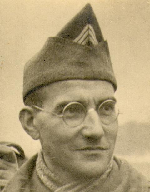Lucien Bunel à la guerre