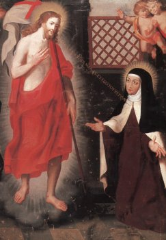 6. 24 février Thérèse et le Christ