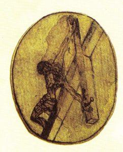 40. 3 avril Christ Jean de la Croix