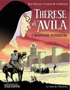 Bande Dessinée Thérèse d'Avila