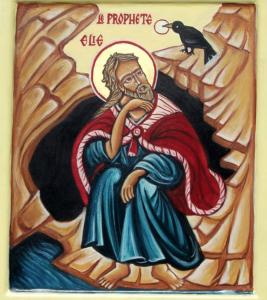 Elie au Kérith