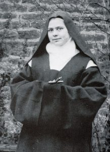 Canonisation Elisabeth de la Trinité